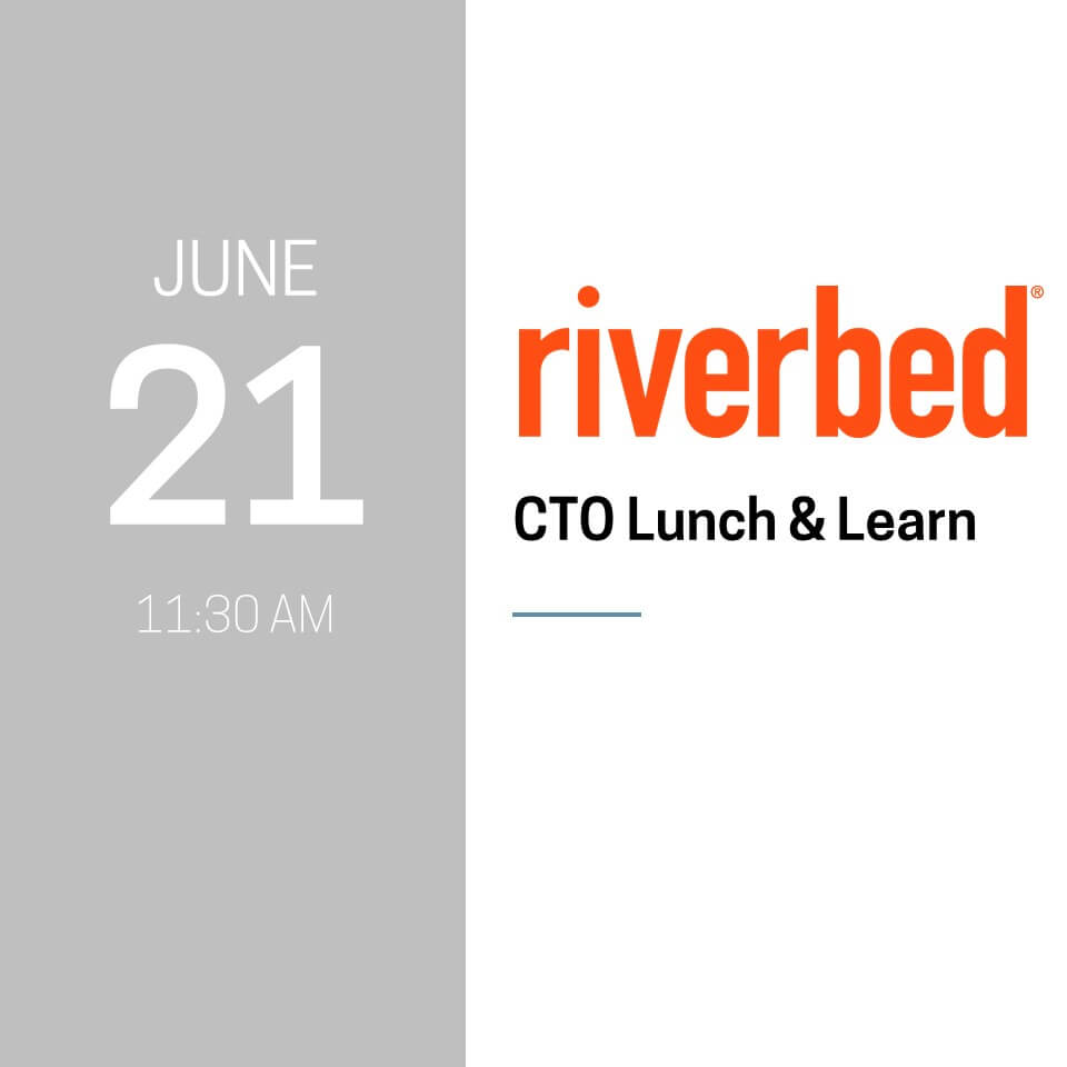 Riverbed Lunch & Learn Event